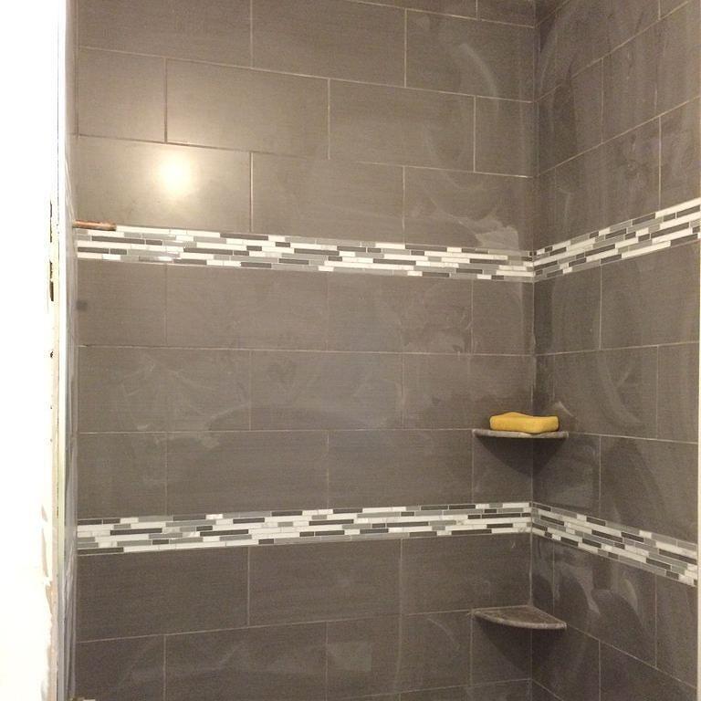 #magichomecontractors#bathroom#remodeling#homeimprovement#improvement#tile#ceramic#marble#tile#tiles#best#premier#customwork#xoxoxo by magicgaragecleaners