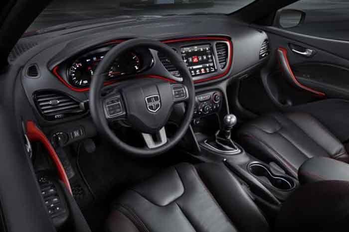 2019 DODGE DART SRT4 Interior Dashboard Car New Trend