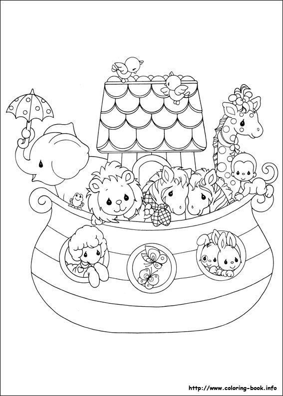 Google Image Result For Coloring Book Precious Moments 05