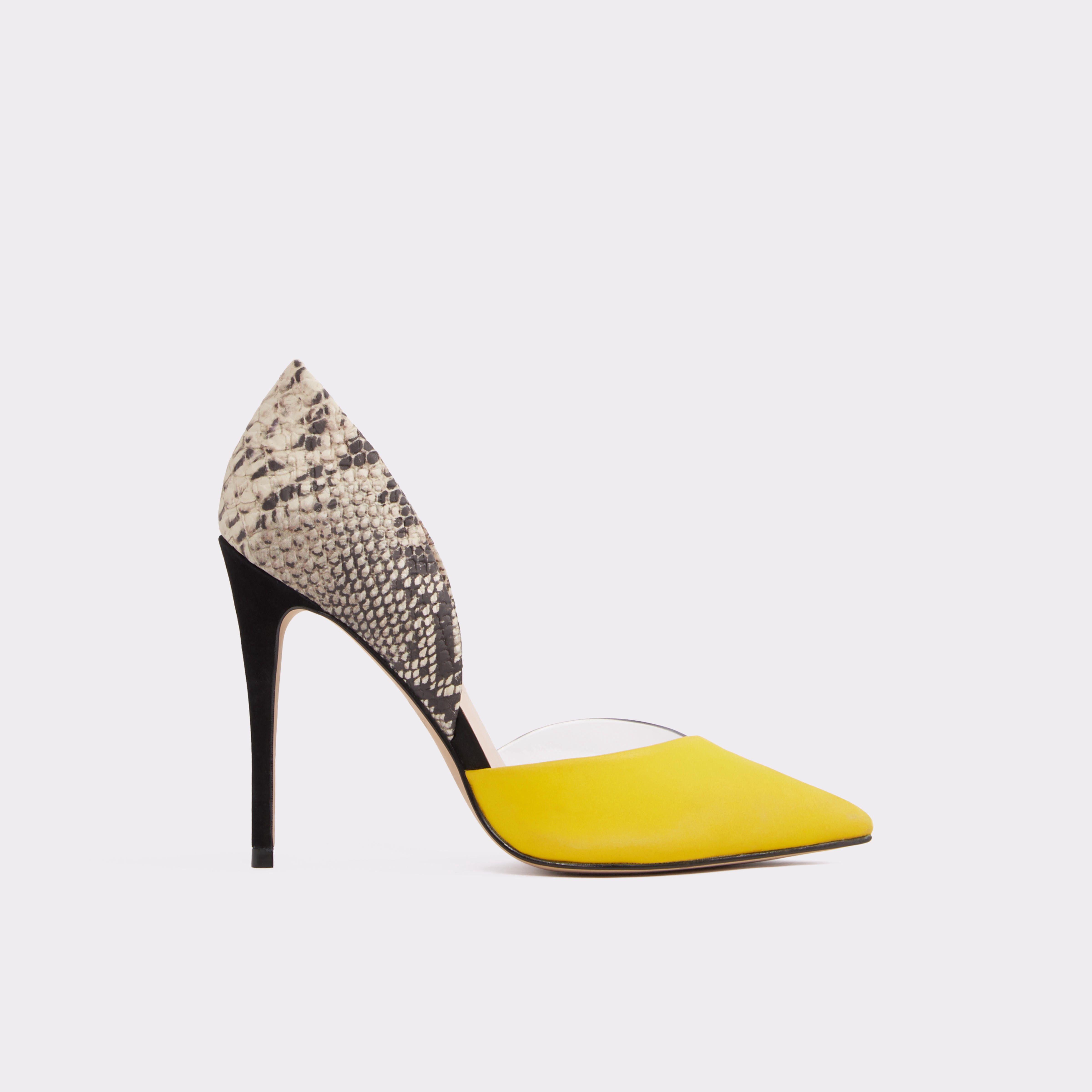 4ad5984e1 Aldo Legiralia - Mustard 8.5. Aldo Legiralia - Mustard 6.5 Yellow Shoes  Heels ...