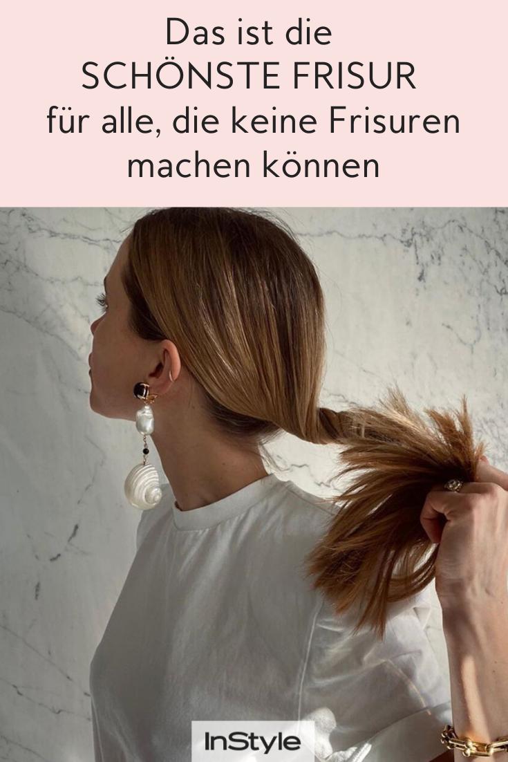 Flechtfrisuren Mit Dutt Eine Tolle Anleitung Zum Nachmachen Flechtfrisuren Dutt Geflochtene Frisuren Flechten Lange Haare