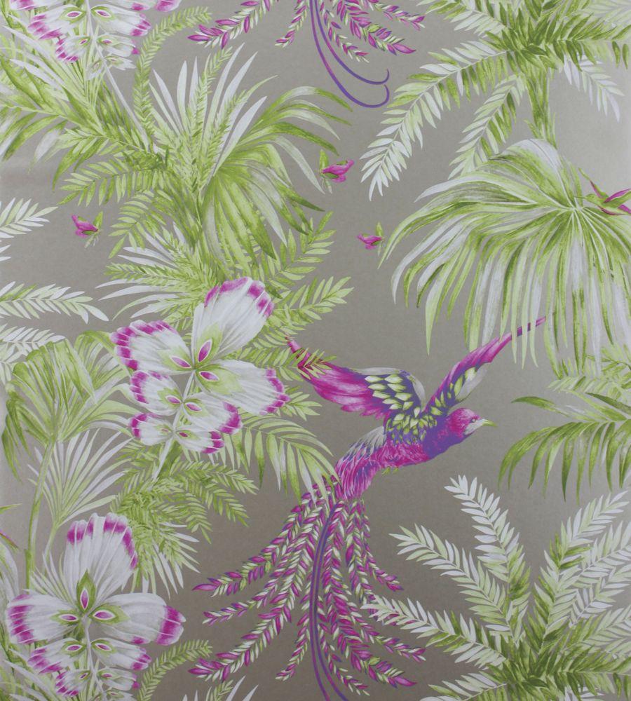 Matthew Williamson Bird Of Paradise Wallpaper W665503