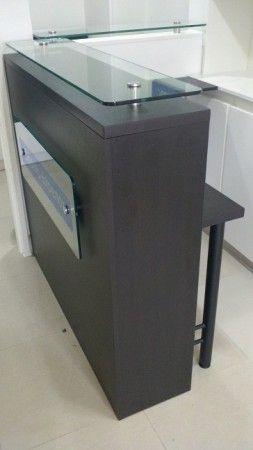 Recepci n para peque os espacios mostradores recepcion - Mostradores para oficinas ...