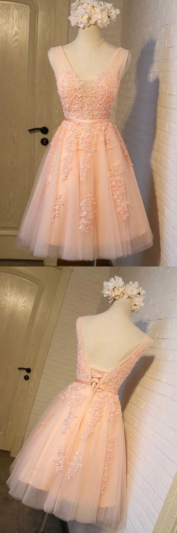 Discount delightful prom dresses charming tulle cute homecoming