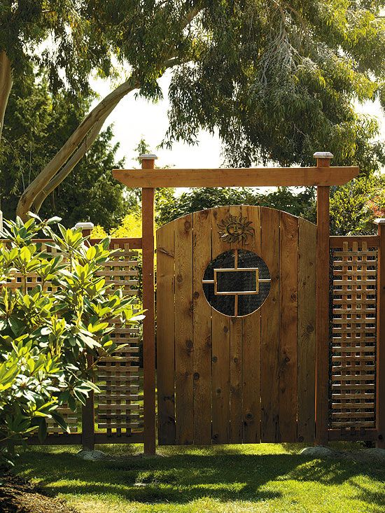 Genial Make An Entrance: Eight Garden Gates