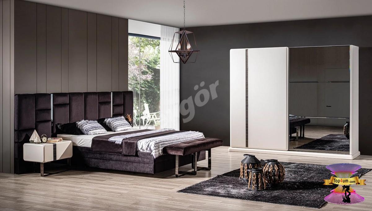 احدث كتالوج صور غرف نوم 2021 Bedroom Designs Bedroom Furniture Design Home Room Design Bedroom Bed Design