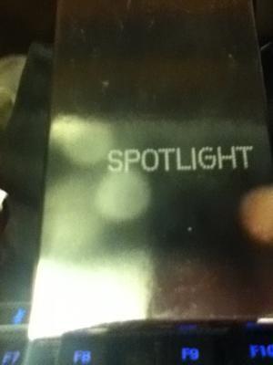 Spotlight cologne  for sale