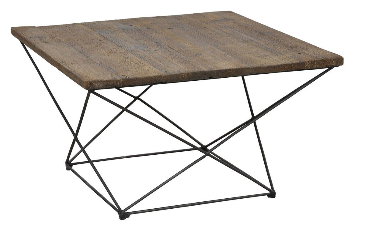Benton Coffee Table Natural - Tables - Furniture - Products ...