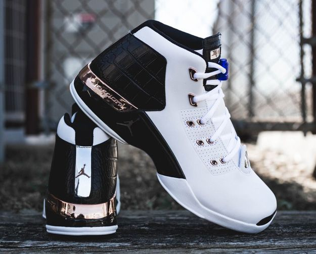 c78a2fd032c Air Jordan 17 Copper in Three Days | Nikeblog.com | Nike | Jordans ...