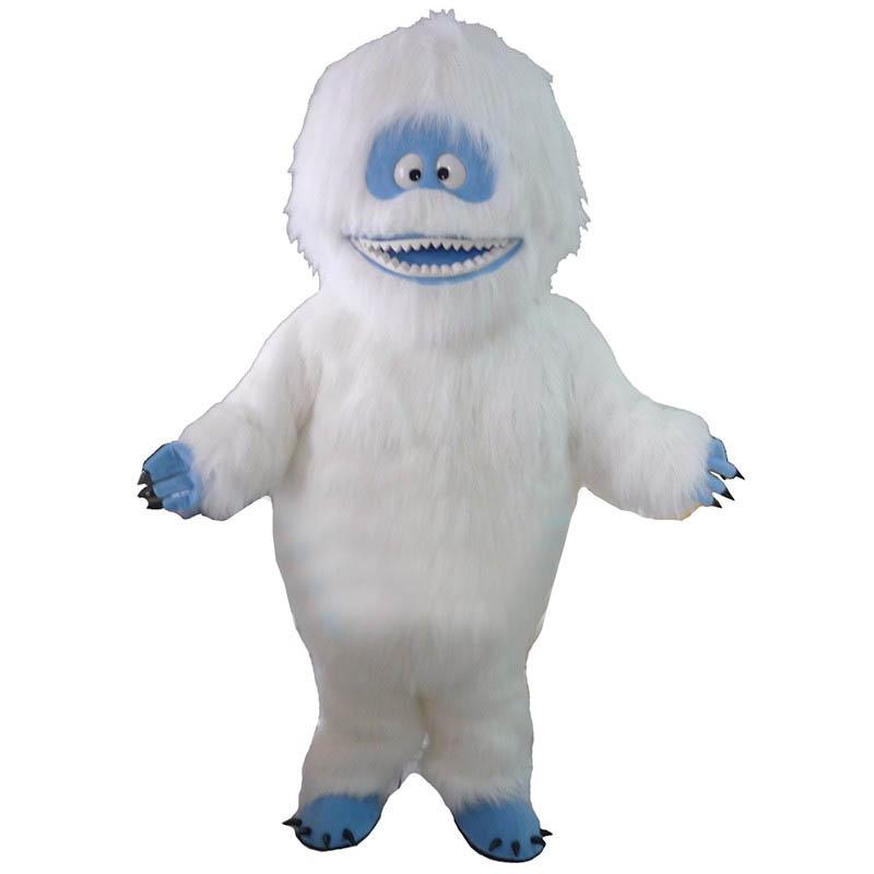Yeti Abominable Snowman Mascot Costume Cartoon Mascot Costumes Mascot Costumes Mascot
