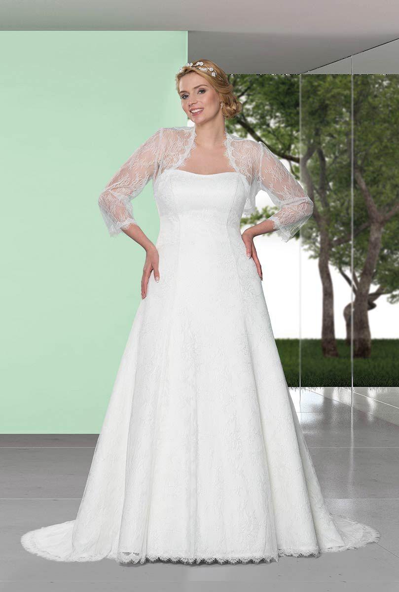 Brautkleid a linie mit schnurung dein neuer kleiderfotoblog - Brautkleid bonprix ...