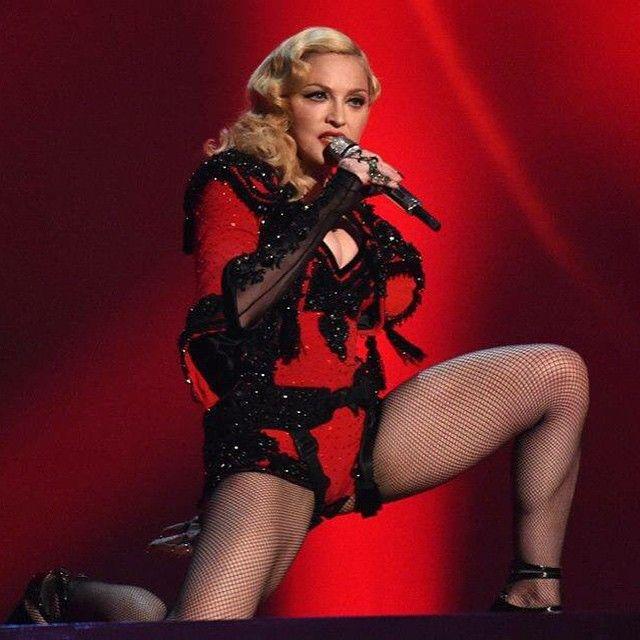 La Reina del Pop #Madonna en los #Grammys2015 #LivingForLove