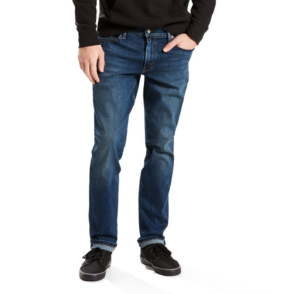 ad34d93e956 Men's Levi's 511 Slim-Fit Advanced-Stretch Jeans, Size: 42X32, Dark ...