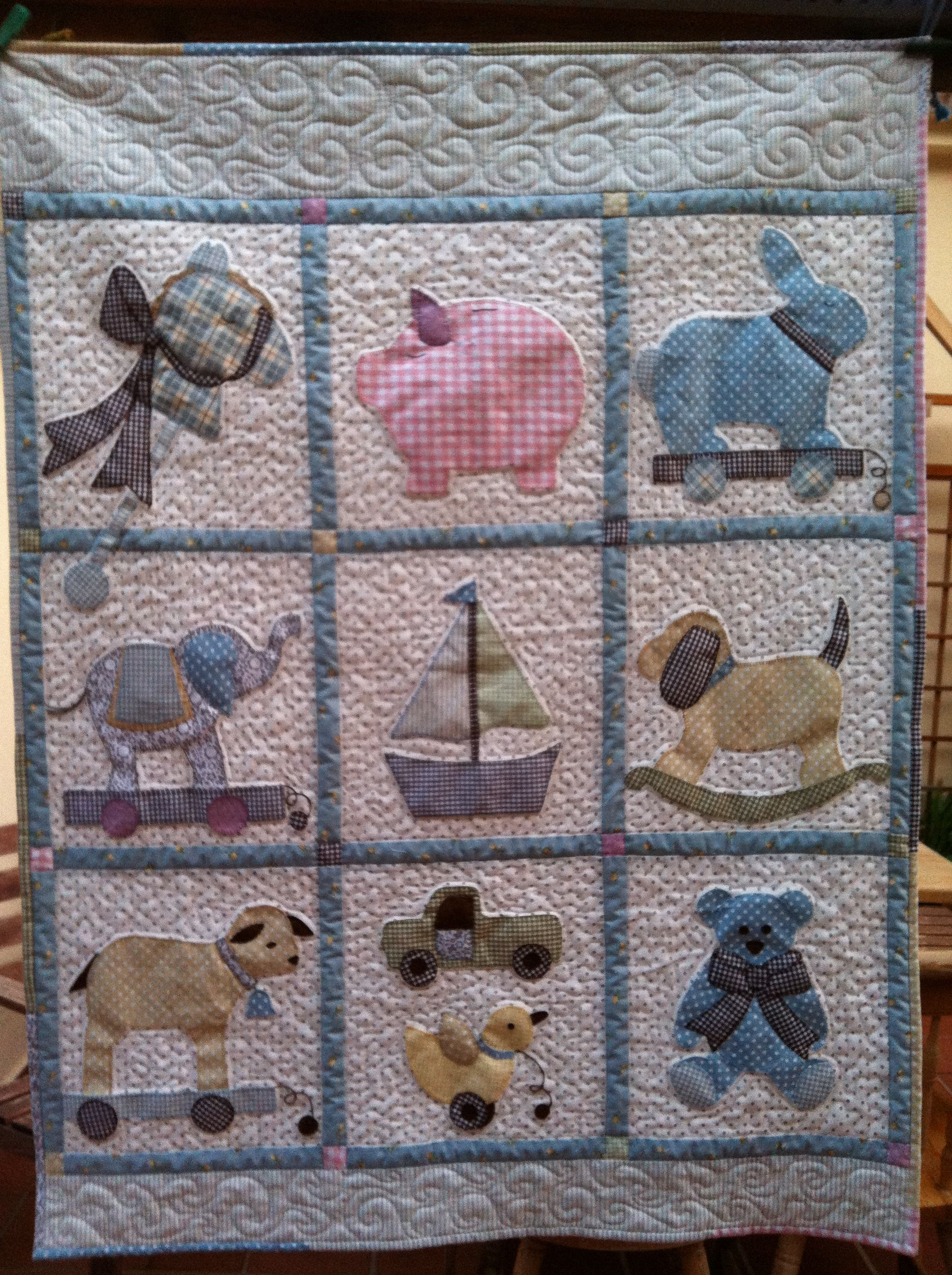 Colcha bebe pasword manualidades pinterest - Colchas cuna patchwork ...