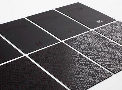 varnish spot graphic brochure