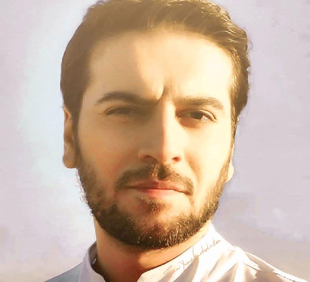Sami Yusuf Sami Male Sketch Image