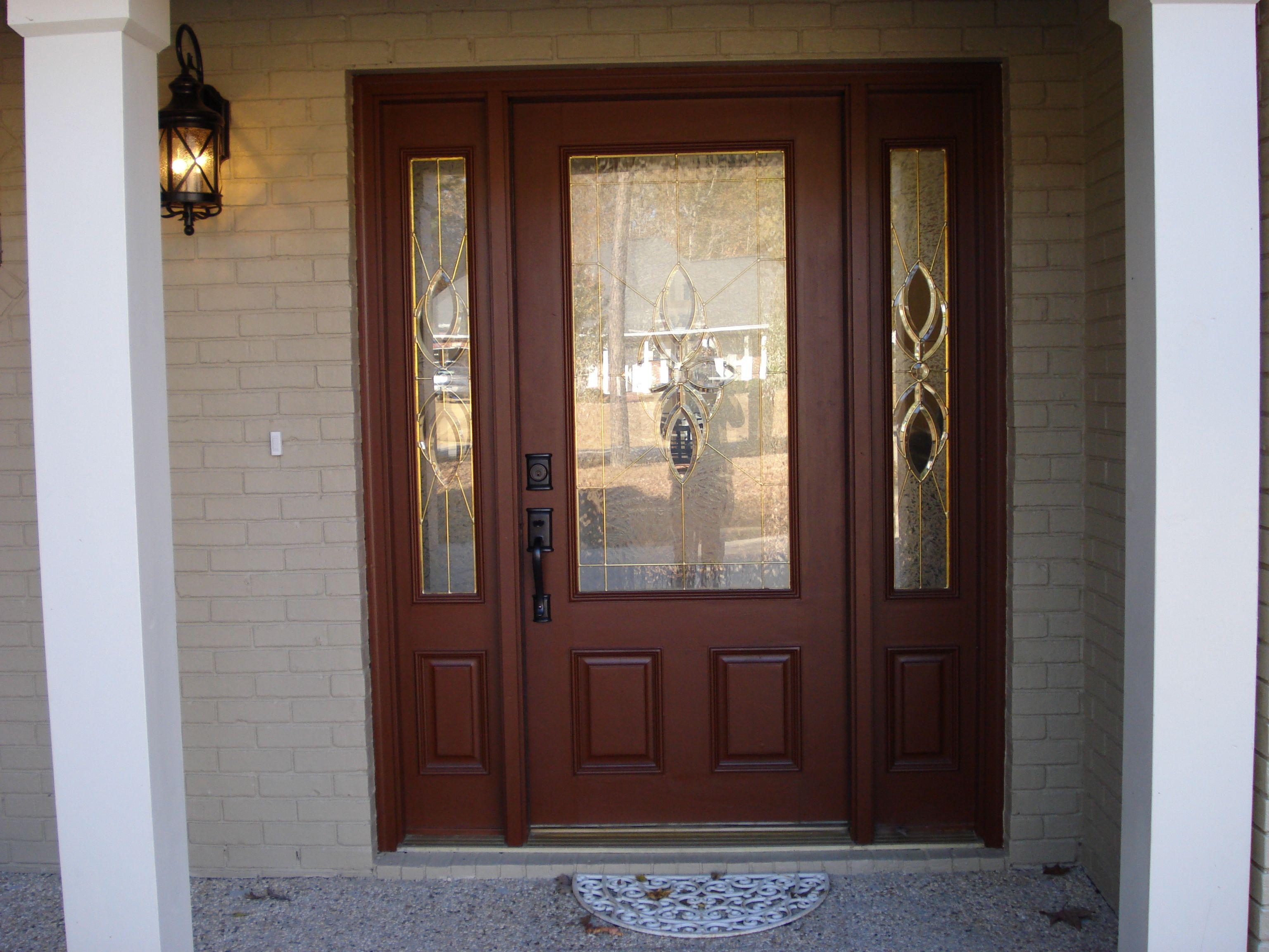 Colors of paint for front door exterior front door paint Front door color ideas for brick house