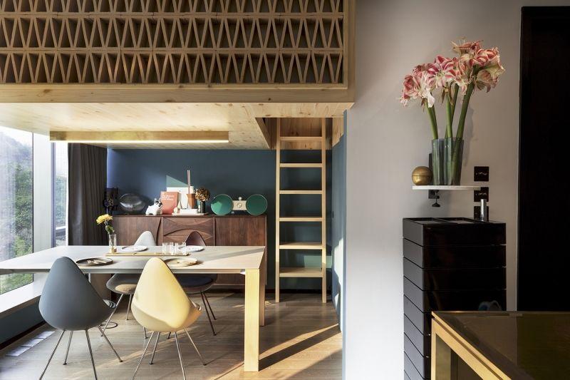Un Petit Appartement Inspiré Par Une Tiny House Dans Les