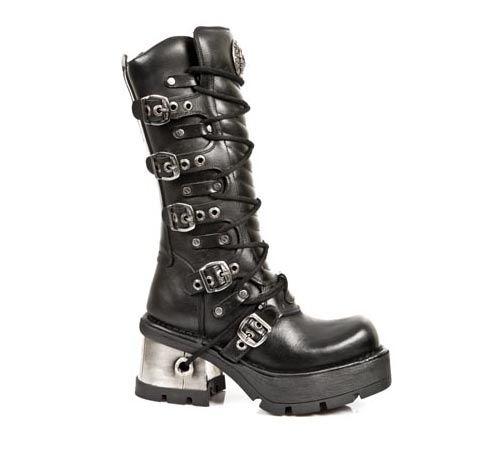 Metallic Shoes Rock Store 1016VampireFreaks New bgv7yY6f