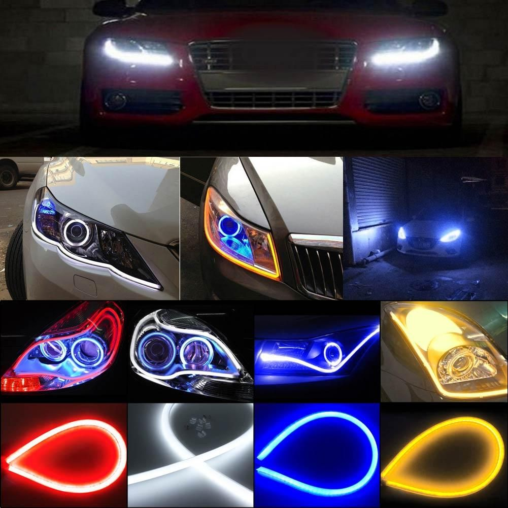 Black Friday 80 Off Only Two Days Led Strip Light Headlight
