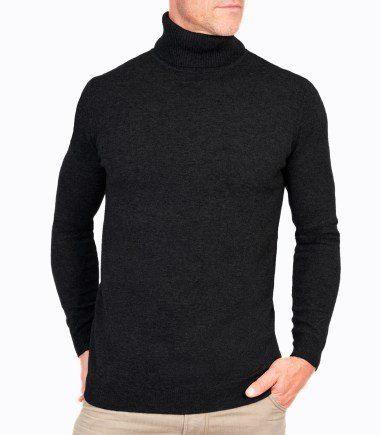 Pull à col roulé en cachemire et mérinos   Wool Overs   Fashion ... 5cc8db0d339a
