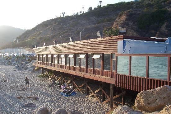 Chart House Restaurant 18412 Pacific Coast Hwy Malibu Ca 90265