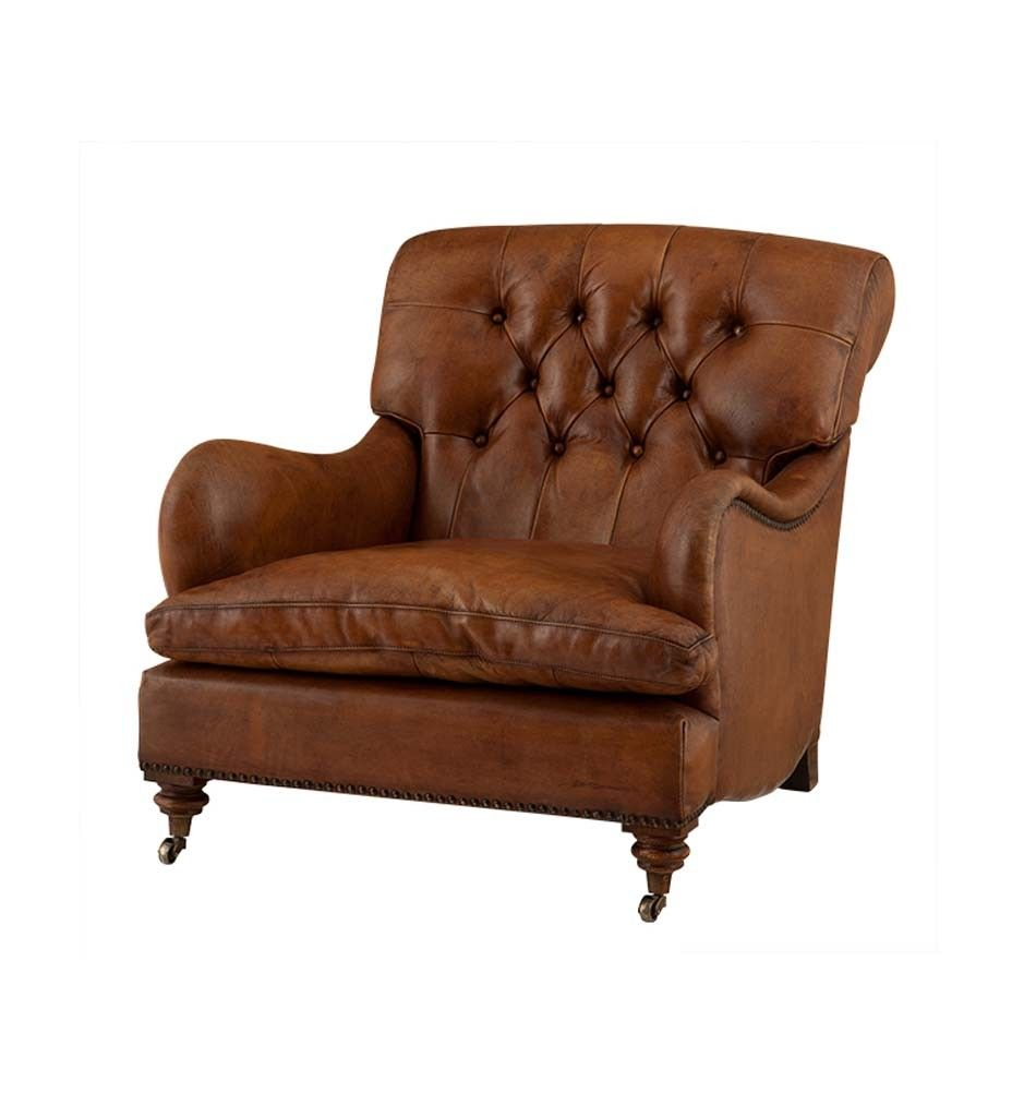 Chesterfield Sessel Eichholtz Chesterfield Sessel