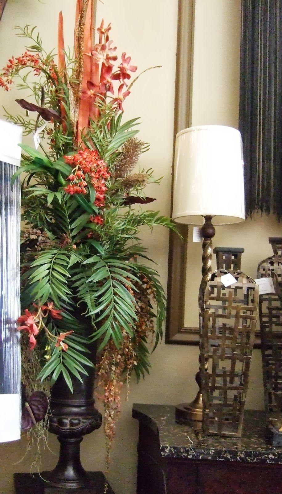 very attractive design flower vase. Silk Flowers Arrangements Display design or display arts is the art of  creating attractive beautiful flower arrangements in va silk