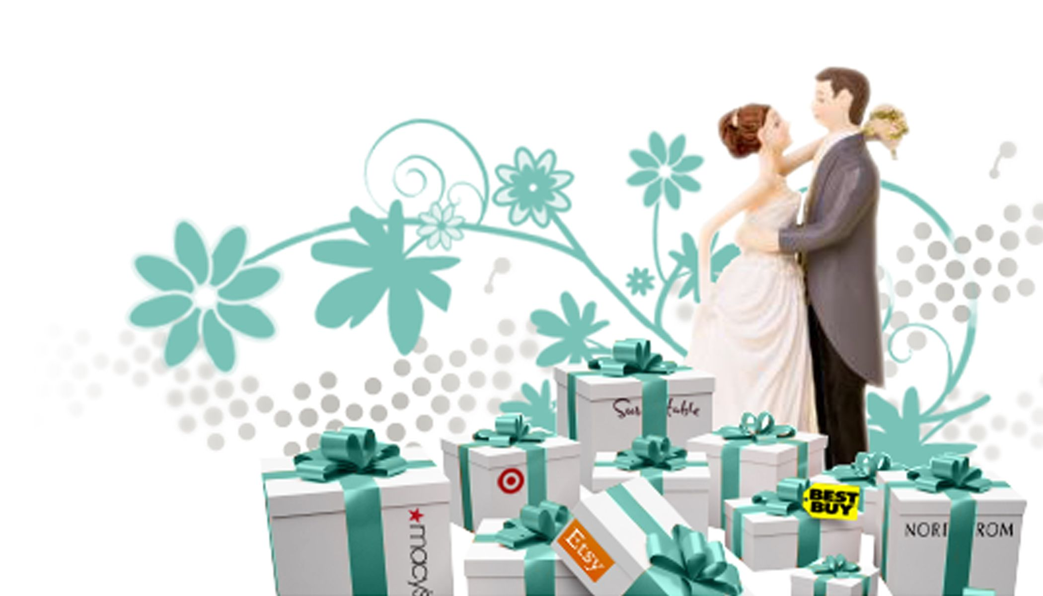 Registering For Wedding Gifts Is Something Many Couples Forget To Do