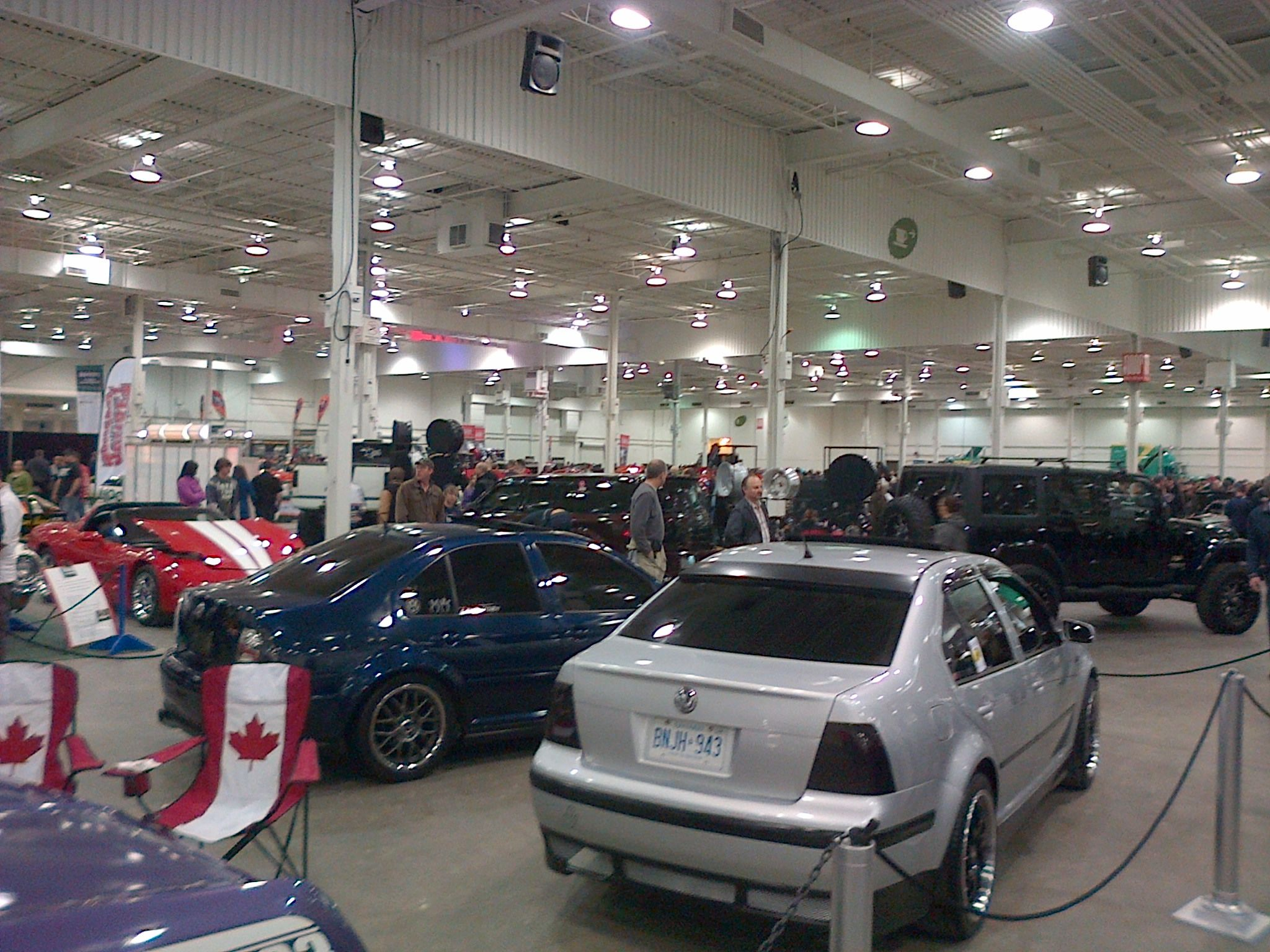 Megaspeed Custom Car Show 2013 in Toronto