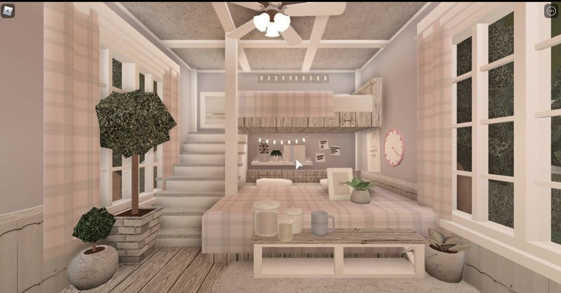 Pin By Beauty Queen On Bloxburg Builds Tiny House Layout Small House Design House Decorating Ideas Apartments
