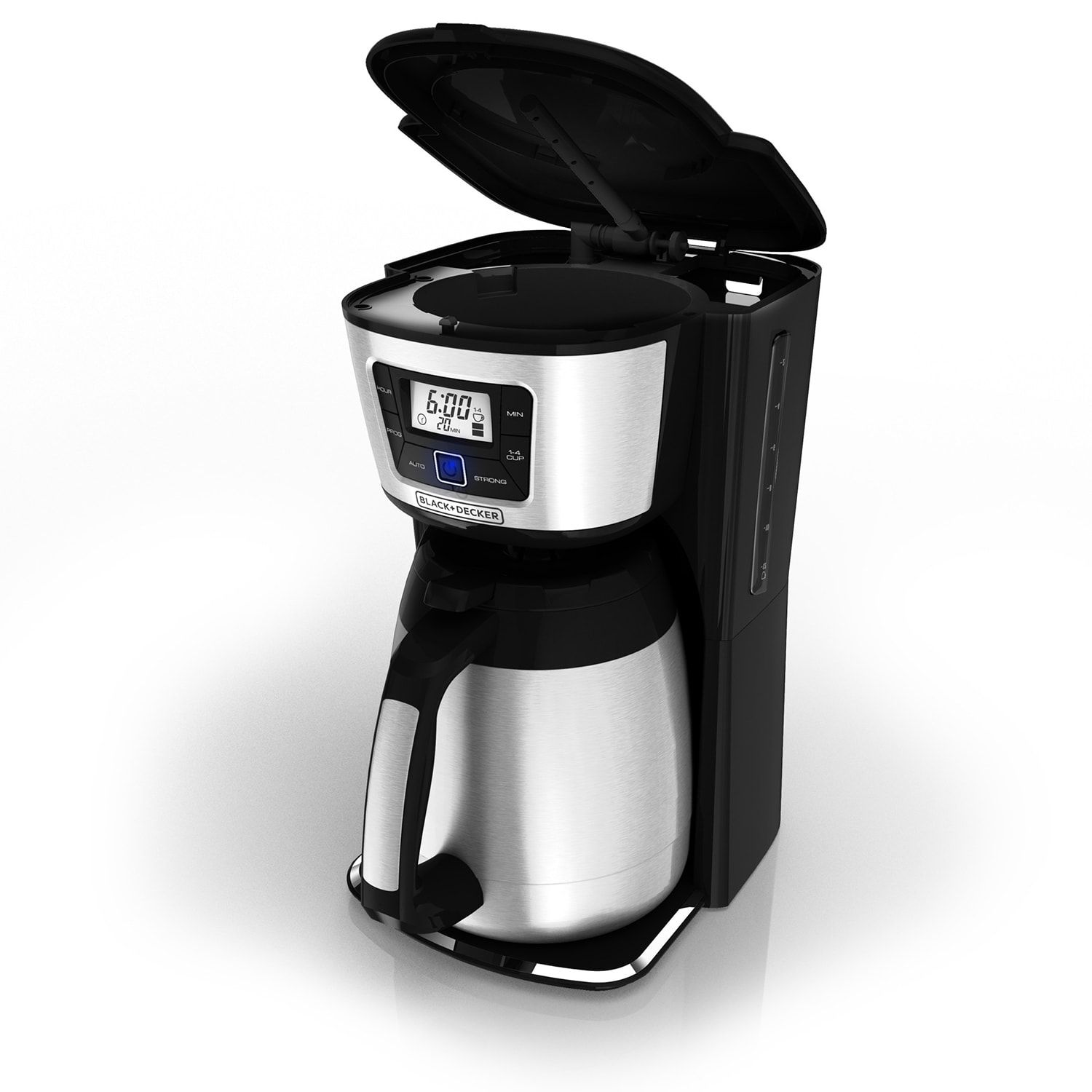 Black Decker 12 Cup Thermal Coffee Maker Affiliate Decker Sponsored Black Cup Maker Thermal Coffee Maker Coffee Maker Coffee
