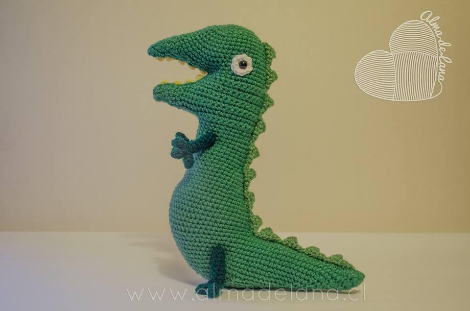 Dinosaurio de la serie de Peppa Pig <3 \