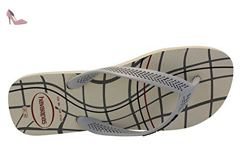 Havaianas - Claquette+Tong - tong havaianas aero graphic - Taille 43/44 - Chaussures havaianas (*Partner-Link)