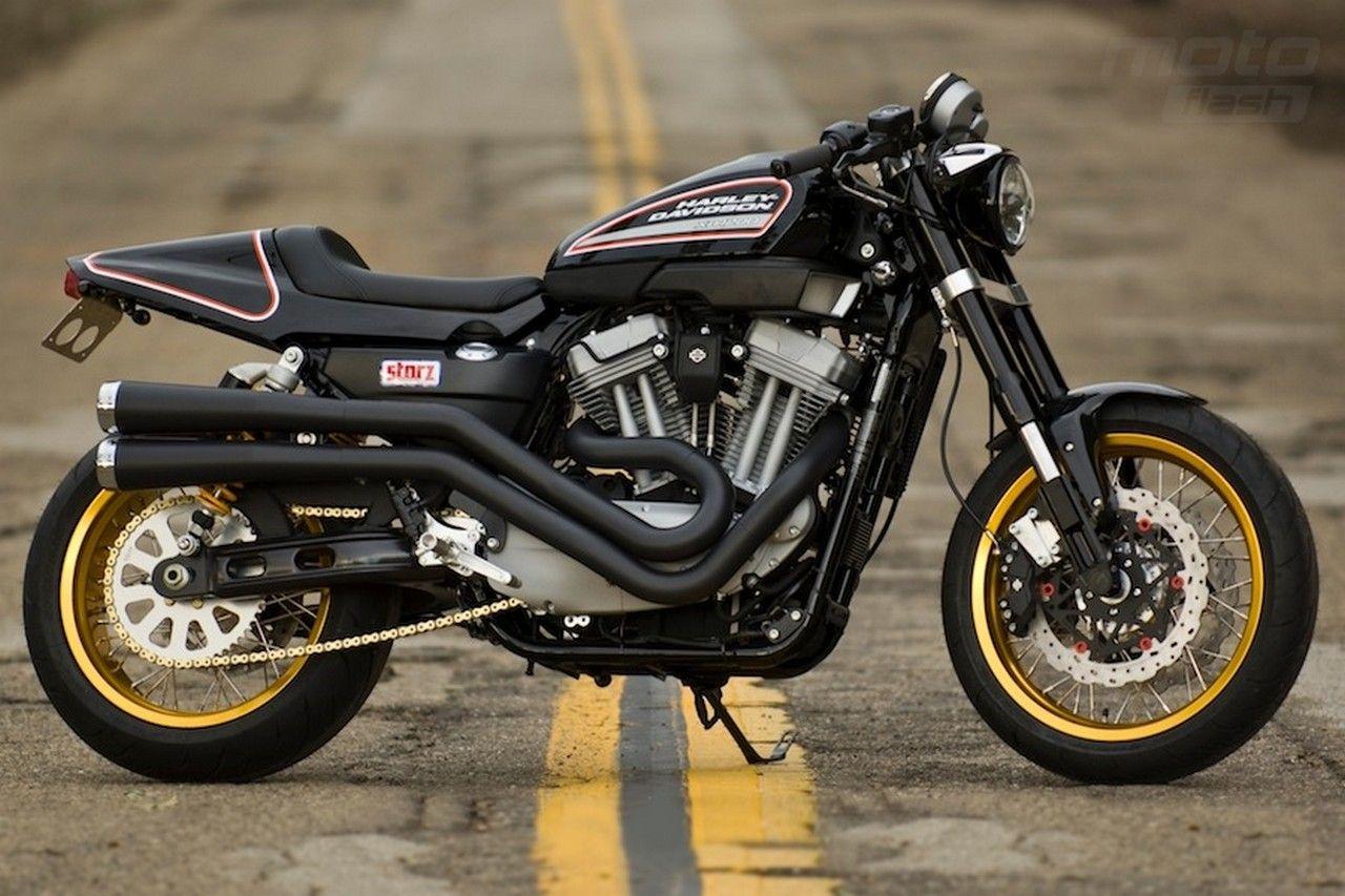 Harley Davidson Sportster Cafe Racer › Cafe Racer Special HD XR 1200 ...