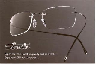 fb69d9d7ef9 Silhouette Rimless Eyeglasses Rimless Glasses