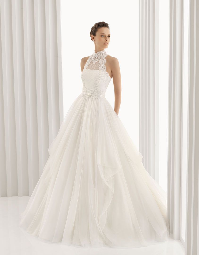 high fashion bridal. wish i could pull it off   weddings   Pinterest ...