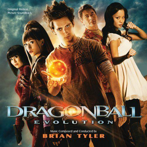 Dragonball Evolution Brian Tyler Dragonball Evolution