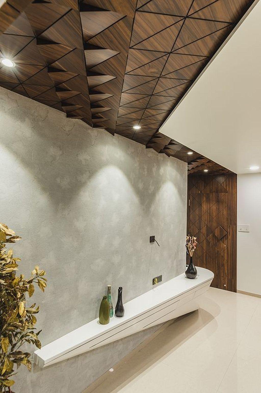 37 Unique And Simple Ceiling Design In 2020 Ceiling Design