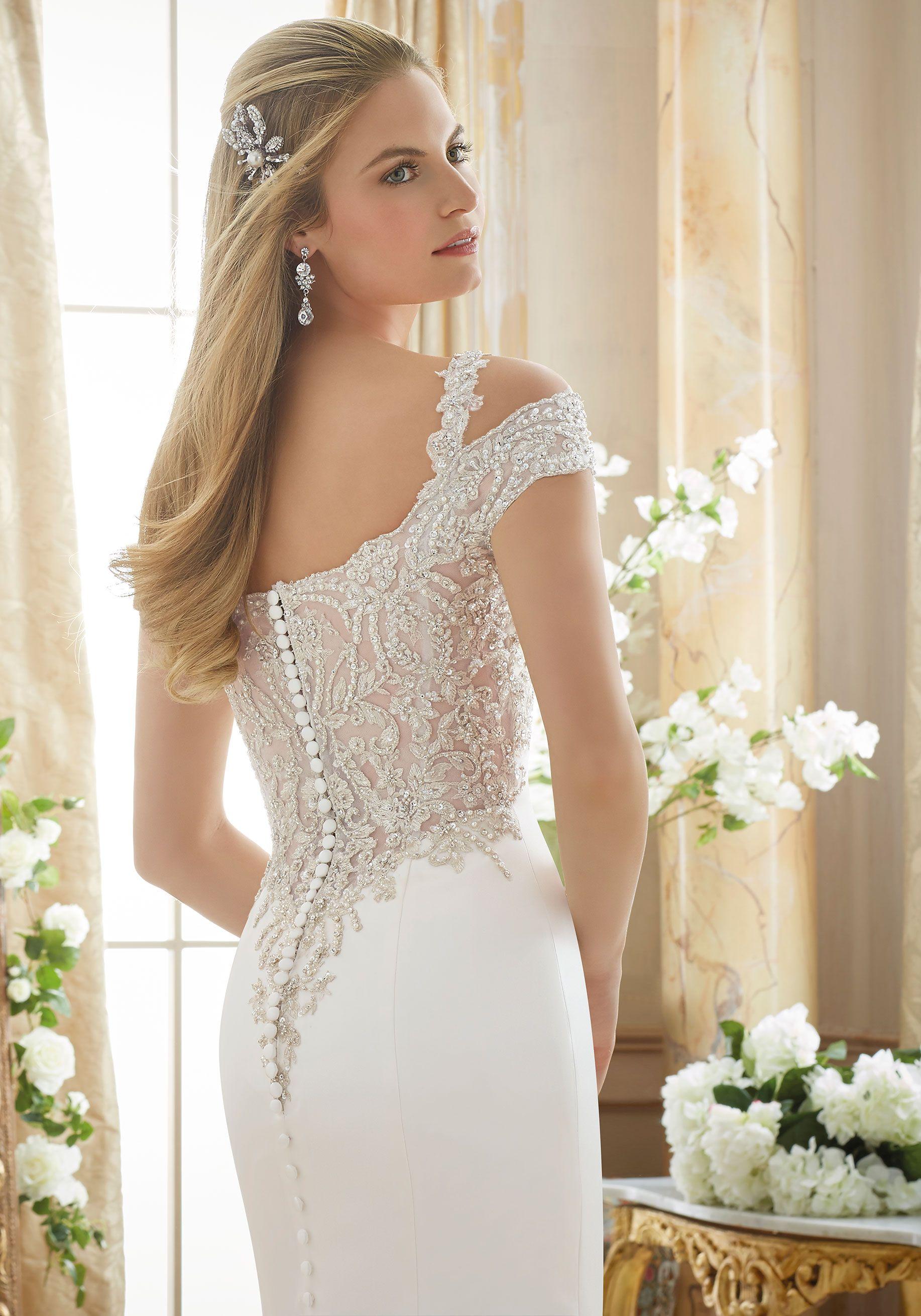 f688f0d0be7 Mori Lee - 2880 Perfect Wedding Dress
