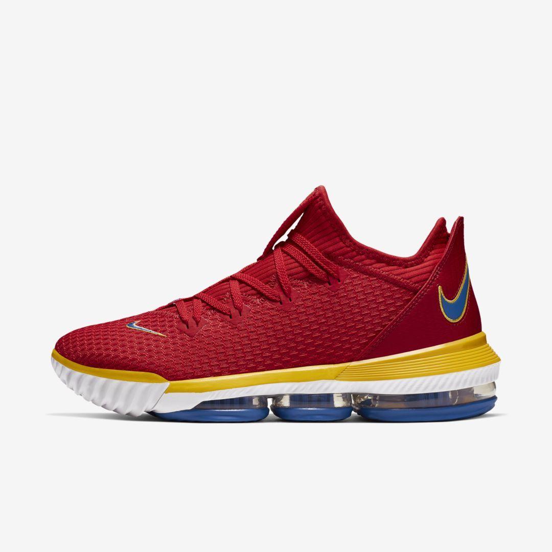 LeBron XVI Low Men's Basketball Shoe. Nike.com