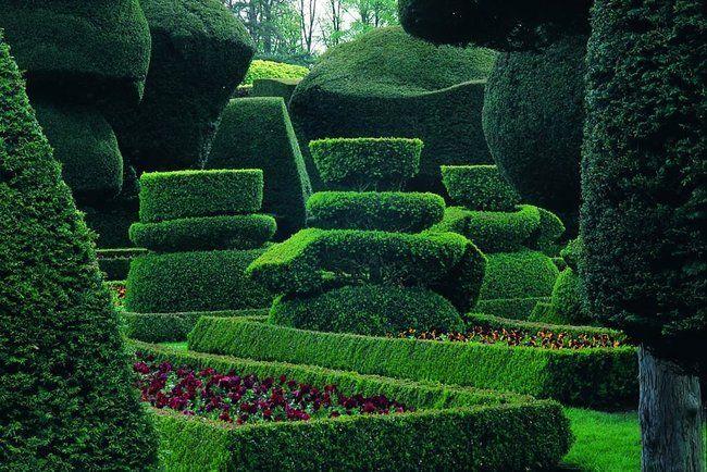 Wallacegardens Topiary Garden Gardens Of The World Topiary