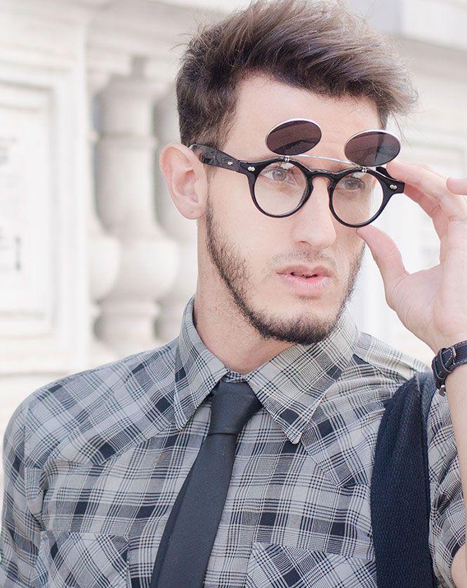 4d5ece547a636 Rodrigo Perek com Flip UI! Gafas® Foto  blog Tudo Orna   Óculos de ...