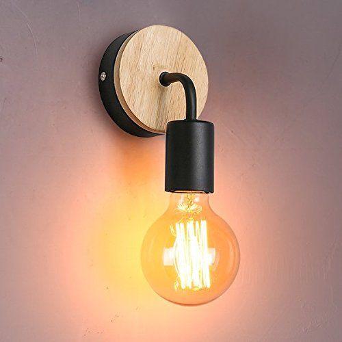 Onepre modern wood wall lights black small wall lamp read https onepre modern wood wall lights black small wall lamp read https mozeypictures Gallery