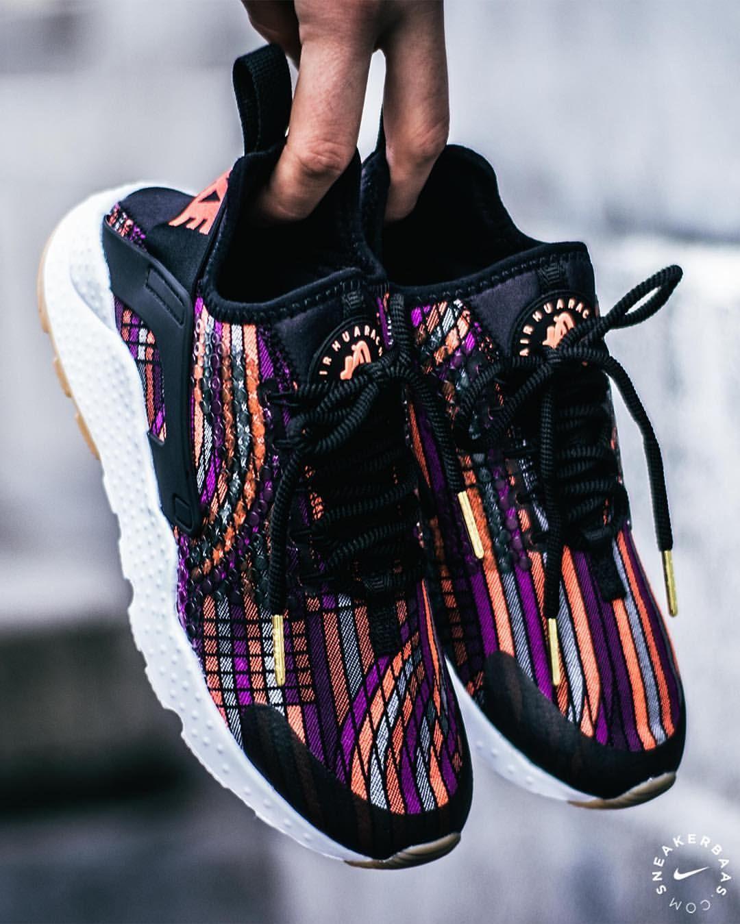 "Ultra Jacquard Air Nike Run Premium Huarache ""multicolor""Sneakers nOPw8k0"