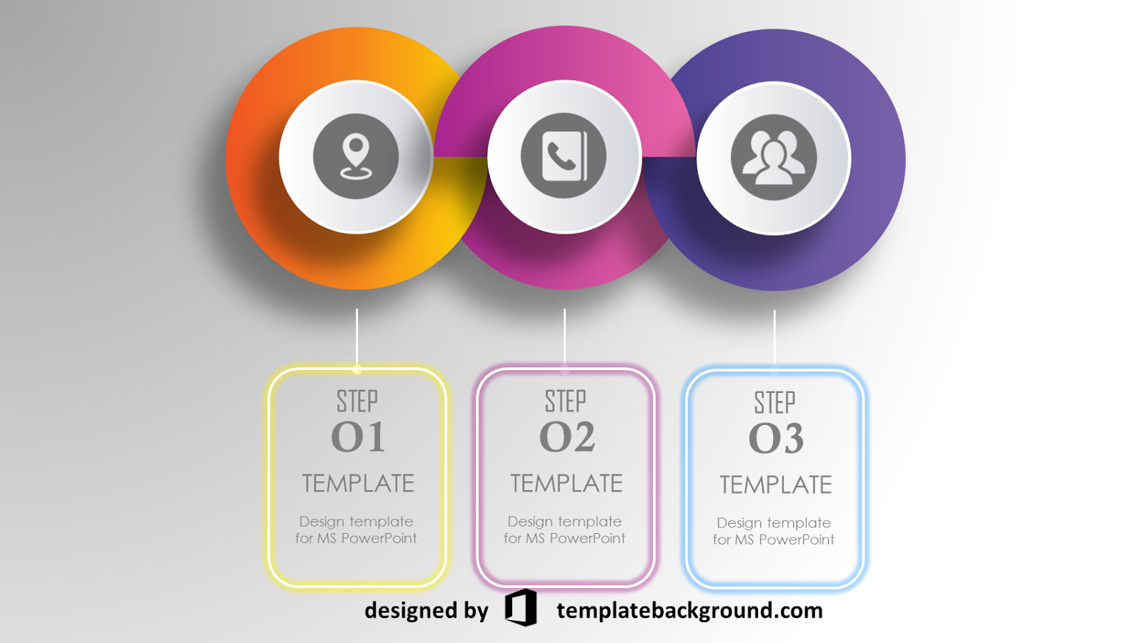 Free 3d Animated Powerpoint Templates Download Infographic