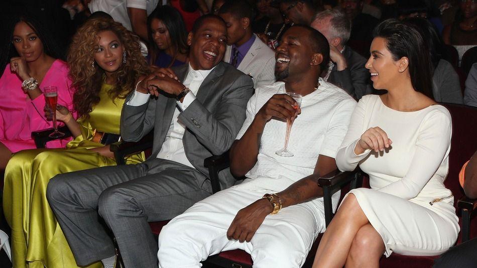 Beyonce Goes Online To Congratulate Kanye Kim On Baby Kimye Kim Kardashian Kanye West Beyonce And Jay Z Kim And Kanye