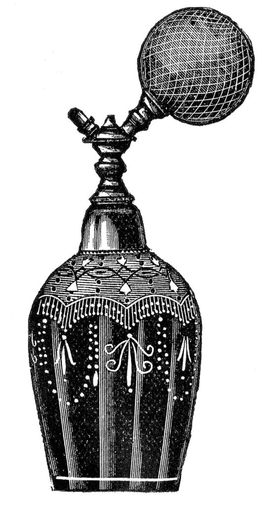 Photo of 19 Old Fashioned Perfume Bottle Clipart!