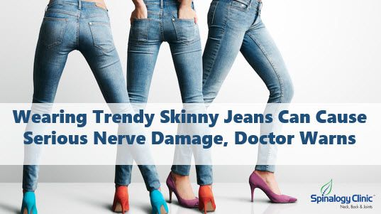 Wearing skinny jeans will cause yeast infection?