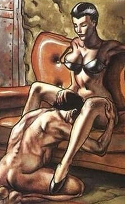 Disney erotic comics